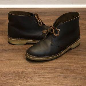 Women's Clark's ankle booties